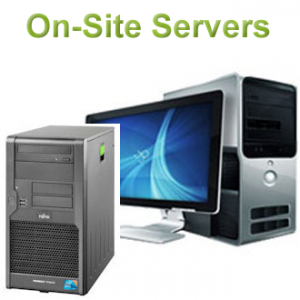 On-Site Servers - CSS Digital